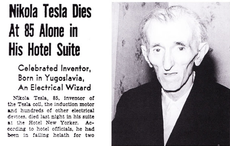 Nikola Tesla haqqında